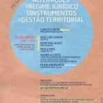 "Poster | Cartaz ""Mesa Redonda"""