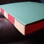 Bookbinding without adhesives, book II | Encadernação sem adesivos, livro II