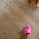 Sapatos iguais