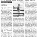 Eu, no Jornal do Brasil!