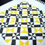 Azulejo inspired