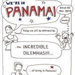 "Issue #6 of ""We're in Panama"""
