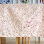 Baby R's blanket