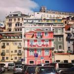 Coisas que acontecem em Lisboa