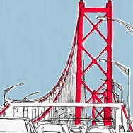 Spot the differences II (Lisbon edition). But there are some differences when it comes to our very similar bridges: ours have XX, not HH on its structure. Plus, you can only cover it on foot on the day of the Lisbon marathon. But it is the gateway to the south, to the sea, to the sun, and that's what it means to me.