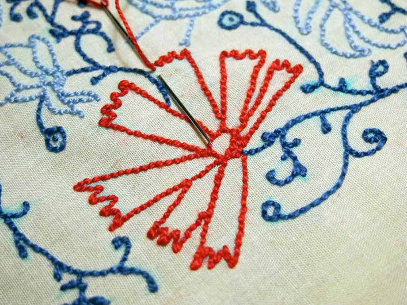 09_last stitch close up
