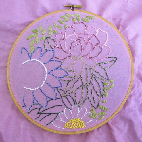 air Embroidery Club - Mar-2015