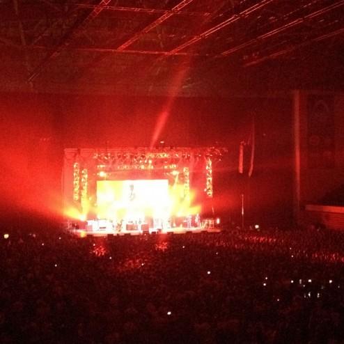 October 2015 - Dave Matthews live in Lisbon