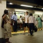 Em Nova Iorque perdi-me no metro