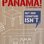 "Yay! ""We're in Panama""'s issue four is now out!"