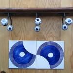 A first: azulejos!