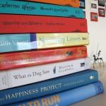 Balanço anual: leituras