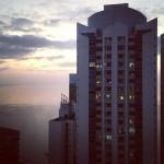 Panamá Bye Bye II: as vistas de casa