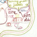 Time for celebration: the zine is three years old!
