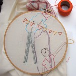 Have you heard about the new Embroidery Club?