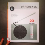 Embroidery Club featured in Uppercase!