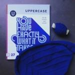 My story in Uppercase magazine