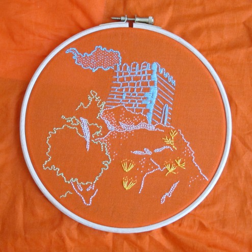air Embroidery Club - Aug-2015