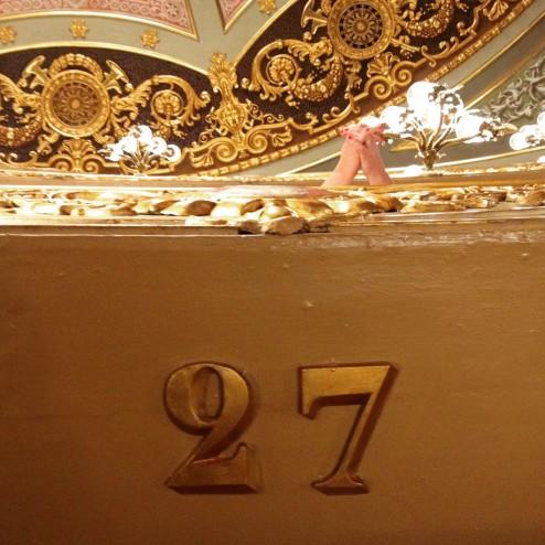 April 2015 - at the Opera