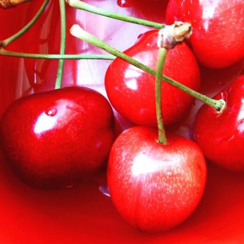 June 2015 - cherry season!